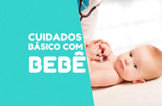 Cuidados básicos com o bebê
