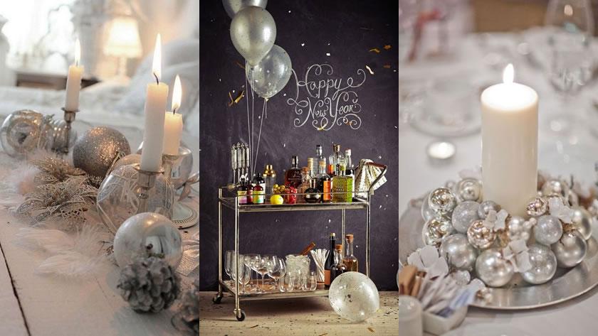 Temas para as festas de ano novo