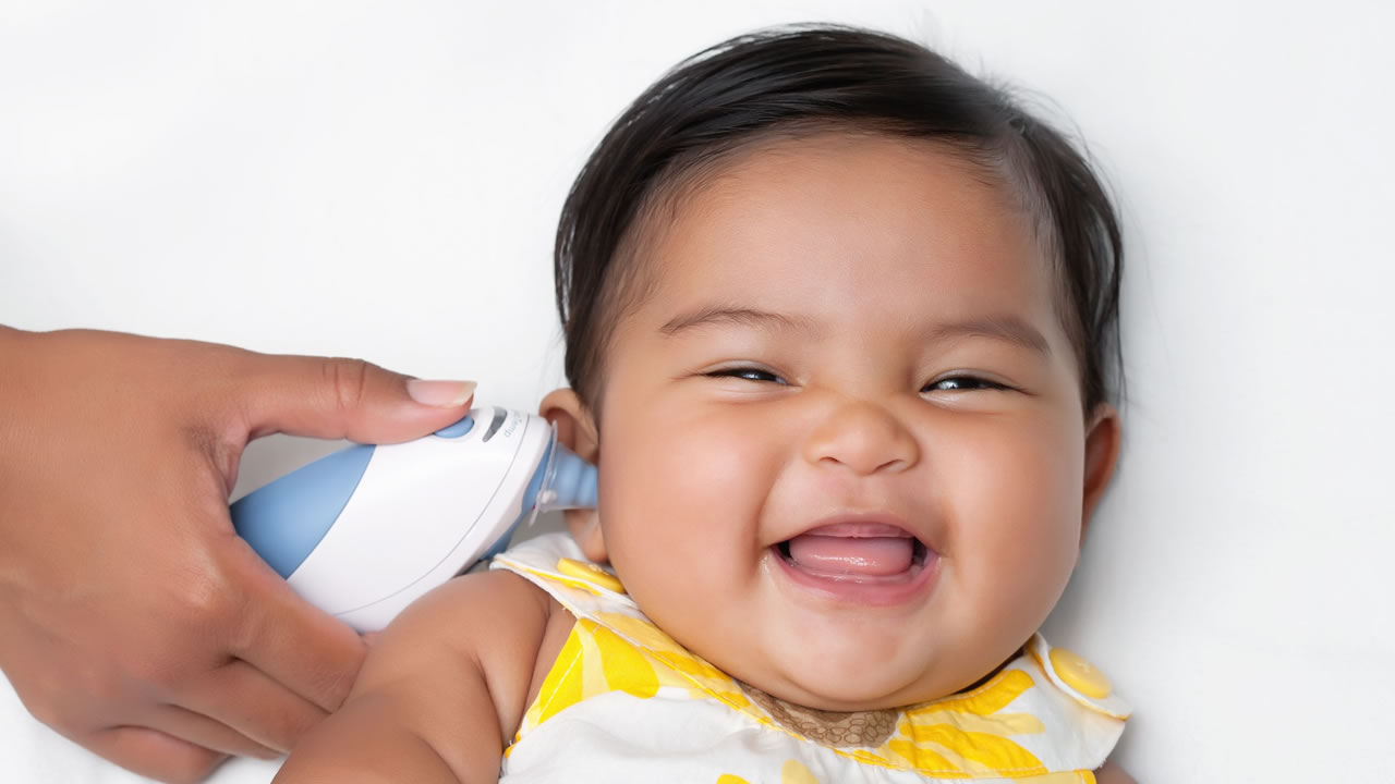 Teste da Orelhinha - Quais exames o bebê precisa fazer ao nascer
