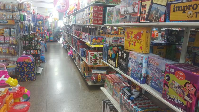 Presentes e Brinquedos de Natal