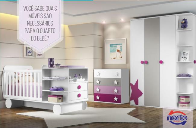 Você sabe quais móveis são necessários para o quarto do bebê?